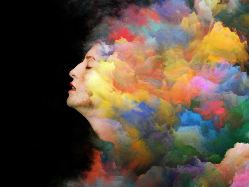 Osobęuduchowionącharakteryzuje umiejętnośćkontroli emocji i doświadczanie pozytywnych stanów emocjonalnych.